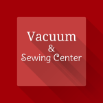 Dixon's Vacuum and Sewing Logo
